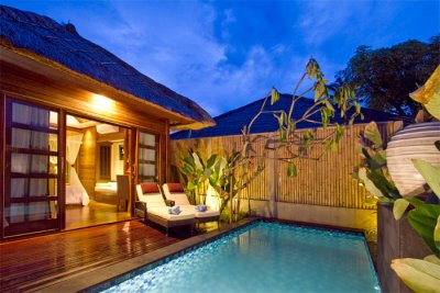 Lembongan Beach Club And Resort Offers Exclusife 14 Unit Of One Bedroom Private Pool Villas 7 Two With Five Stars
